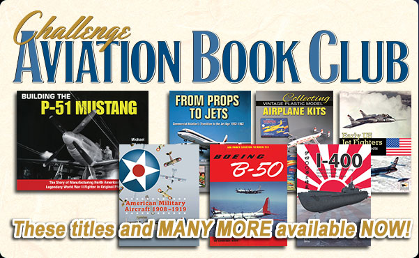 Challenge Aviation Book Club